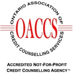 OACCS Logo Colour Accredited Not-For-Profit Credit Counselling Agency